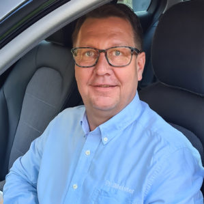 Teknisk expert Peter Persson är ny Utbildningskoordinator